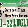 16° Sagra della Tipica Pizza Fritta Cannetana