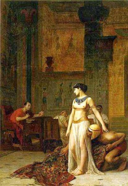 Cleopatra e i culti egizi nella Roma Imperiale - Visita guidata al chiaro di luna