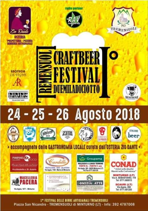 Tremensuoli Craftbeer Festival