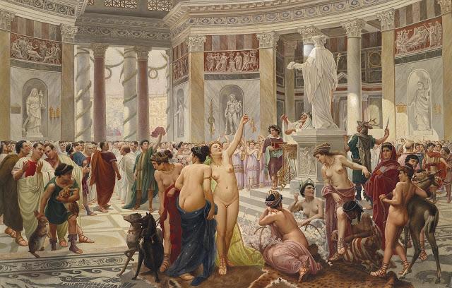 Ludi, spettacolo, passione e morte: le festività romane e il culto degli Dei - Visita guidata
