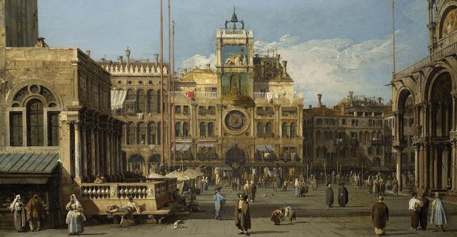 Canaletto (1697-1768) - Visita guidata alla mostra a Palazzo Braschi