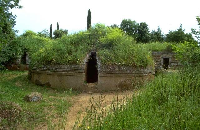 Necropoli di Cerveteri, visita guidata a soli €10, incluso biglietto d'ingresso
