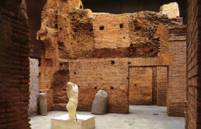 Apertura Serale dei resti dello Stadio di Domiziano nei Sotterranei di Piazza Navona