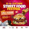 Colli Albani-ROMA Festival dello Street Food
