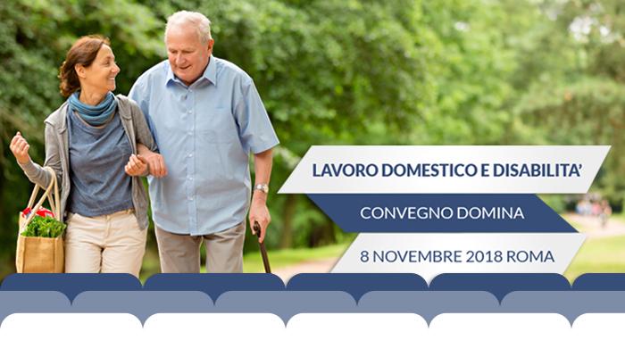 Lavoro domestico e disabilità | Convegno DOMINA