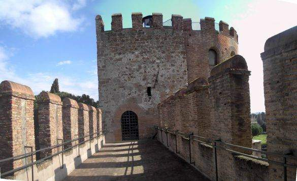 Camminamento di Porta San Sebastiano