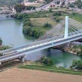 Ponte del Garigliano chiuso per lavori