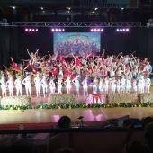 Spettacolo di Fine anno del Nuovo Centro Danza e... Fitness ASD di Viterbo