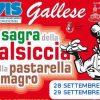 XIII Sagra della Salsiccia e della Pastarella di Magro