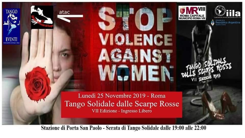 tango solidale dalle scarpe rosse a roma tango solidale dalle scarpe rosse a roma