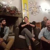 Simone Gamberi direttore artistico del nuovo polo culturale ai Giardini di Ararat