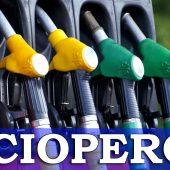 Sciopero dei benzinai il 6 e 7 novembre