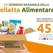 Giornata Nazionale della Colletta Alimentare
