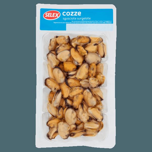 Cozze Selex