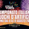 Campionato italiano fuochi di artificio - Stelle di Fuoco