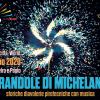 Le girandole pirotecniche di Michelangelo