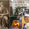 Visita guidata - Rione Monti: il quartiere del Marchese del Grillo, di Petrolini e del Mosè di Michelangelo