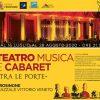 Teatro, musica e cabaret - tra le porte
