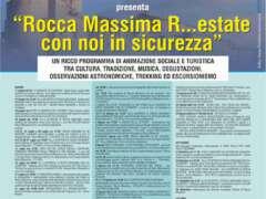 Estate a Rocca Massima