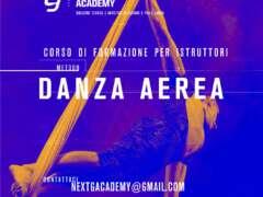 Corso di formazione insegnante danza aerea