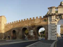 Visita guidata Trekking culturale: Mura Aureliane