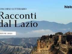 """Concorso letterario """"Racconti dal Lazio"""""""
