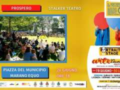 PROSPERO - Stalker Teatro | Portraits On Stage