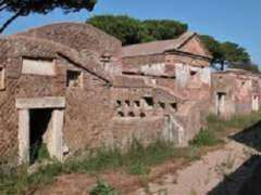 La necropoli di Porto- Isola Sacra la città dei morti