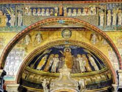 Un caleidoscopio di mosaici carolingi: La Chiesa di Santa Prassede
