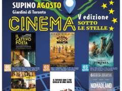 Supino d'Estate 2021 - Cinema sotto le stelle V Edizione