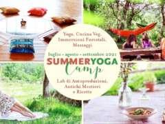 Summer Camp - Vacanze Yoga e Natura