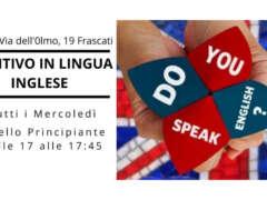 Aperitivo in Lingua Inglese - Livello Principianti