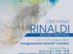 Mostra personale di Cristiana Rinaldi