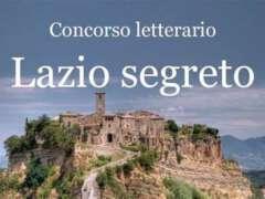 """Concorso letterario """"Lazio segreto e sconosciuto"""""""