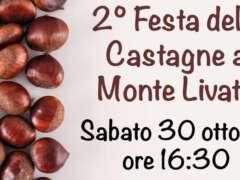 Festa delle castagne a Monte Livata